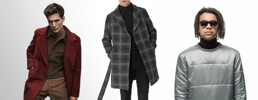 9 Amazing Men's Coats for Cold Winter Strolls