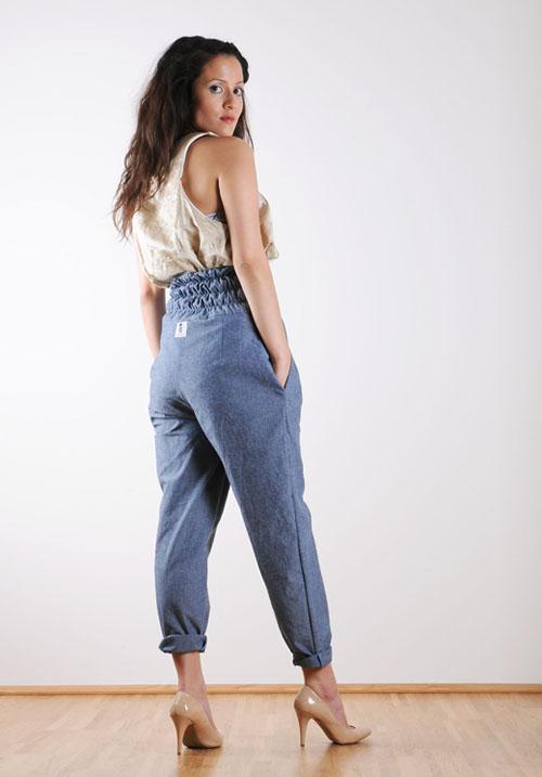 Kawayan Jeans-Blue Jeans