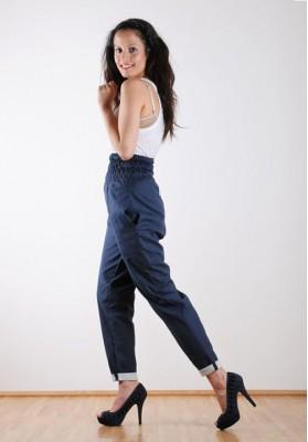 Kawayan Dark Blue Jeans