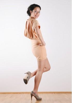 Kawayan Minou Backless Dress